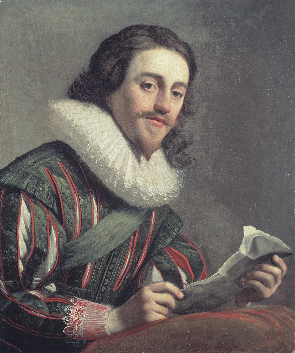 King Charles I was executed because he refused to accept Parliament's right to control tax and spending