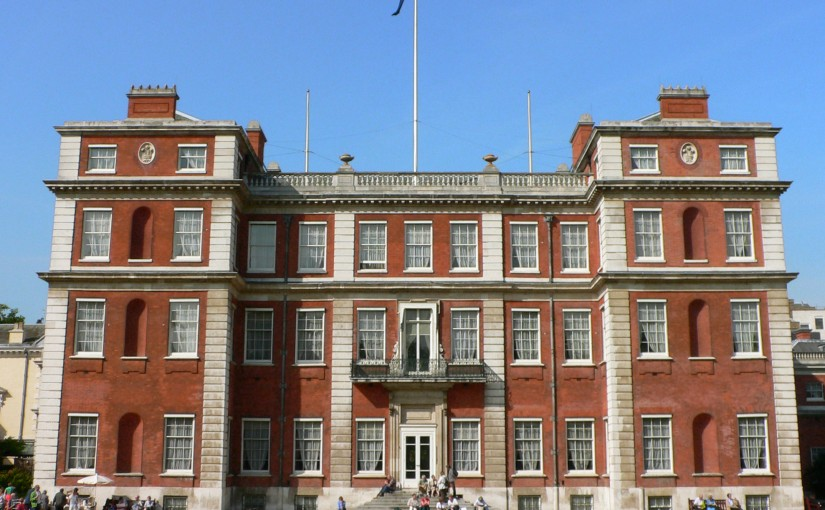 Marlborough House, home of the Commonwealth Secretariat