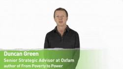 Duncan Green against a white background