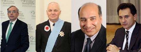 Four candidates to be President of the EBRD