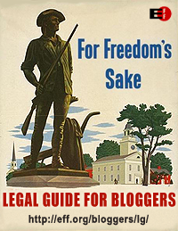 legal guide for bloggers